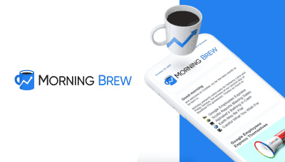 morning brew graphic