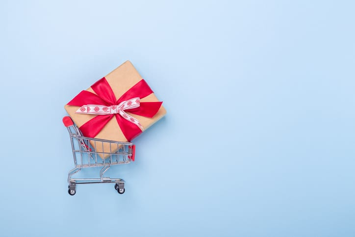 Holiday post-purchase messaging