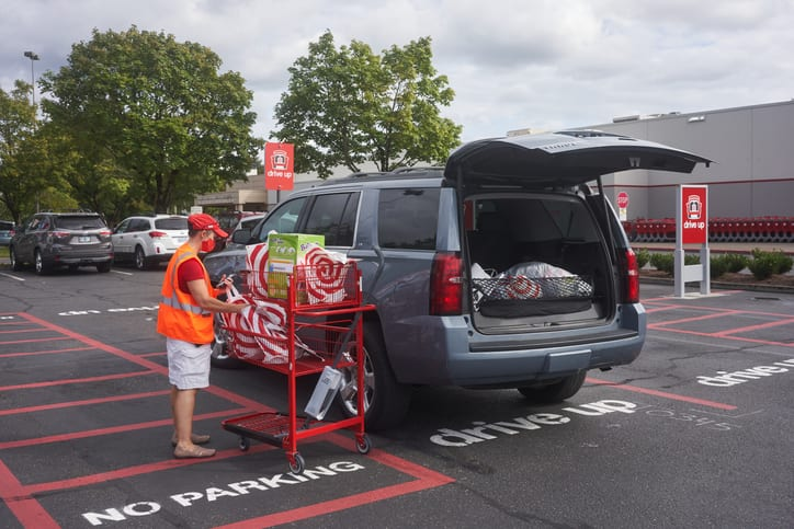 Deep Dive Into Target's Curbside Pickup Experience