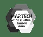 Martech Breakthrough Award