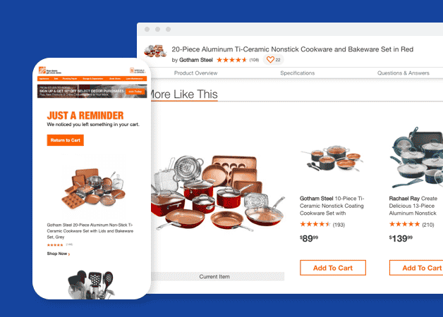 homedepot omnichannel marketing example