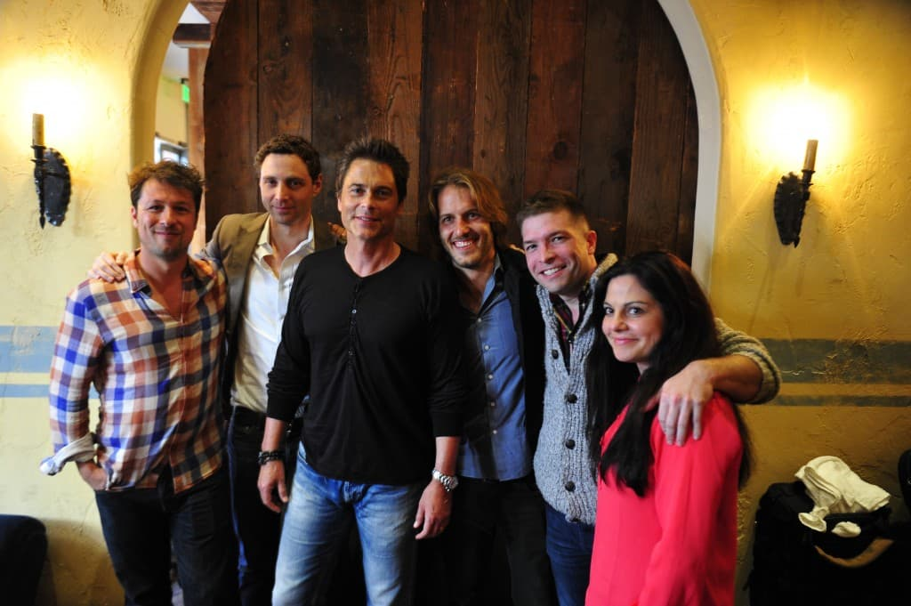 Press Day With InsideHook And Rob Lowe