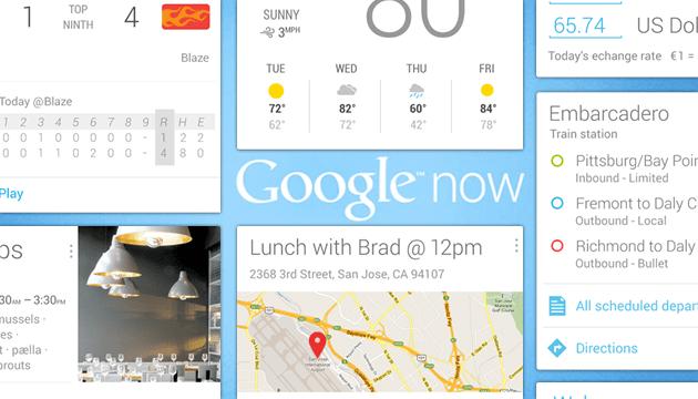 google-now
