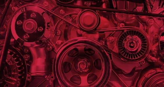 Car engine part